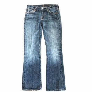 7 For All Mankind Bootcut Women Size 28